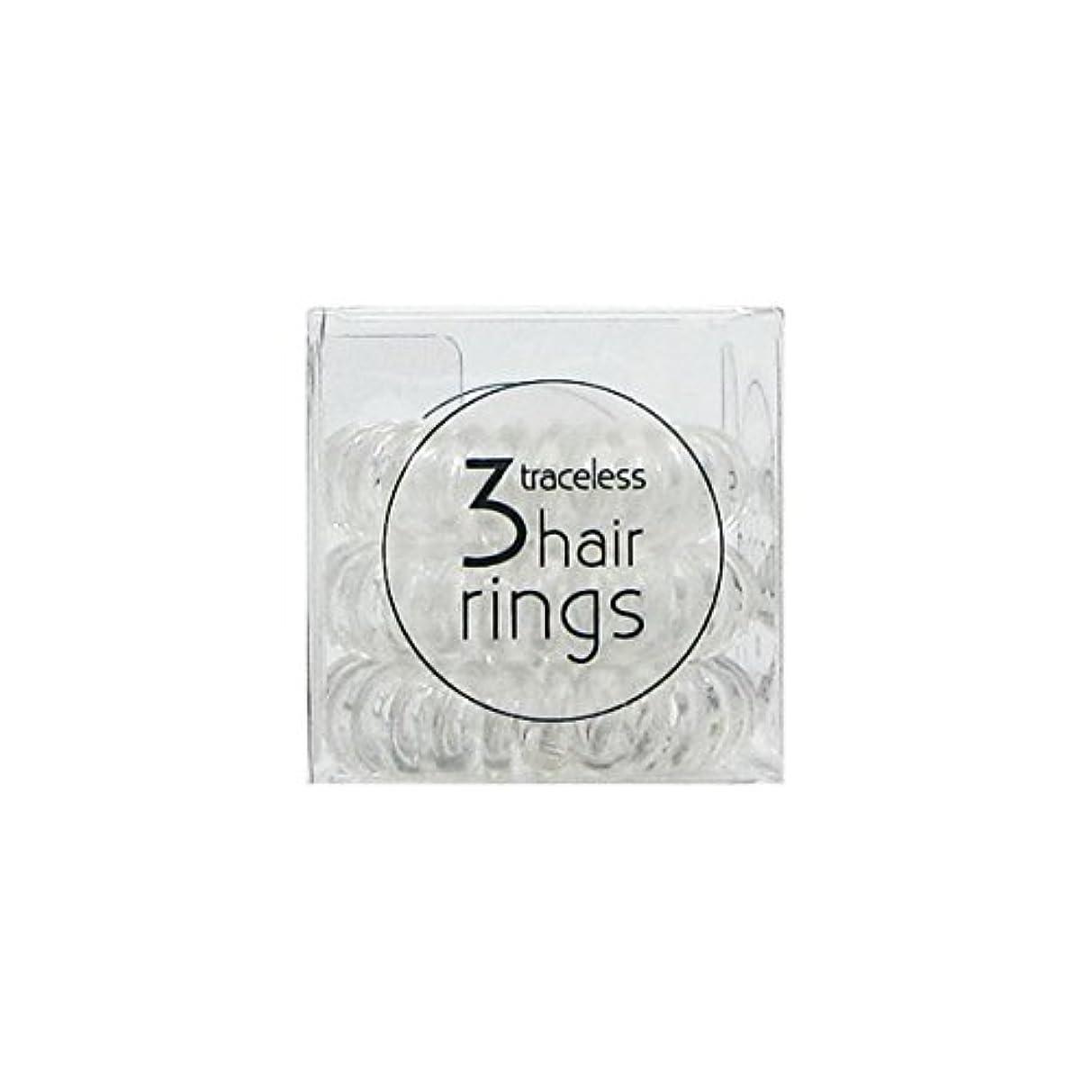 キー勤勉ジャムInvisibobble Original Hair Ring Crystal Clear [並行輸入品]