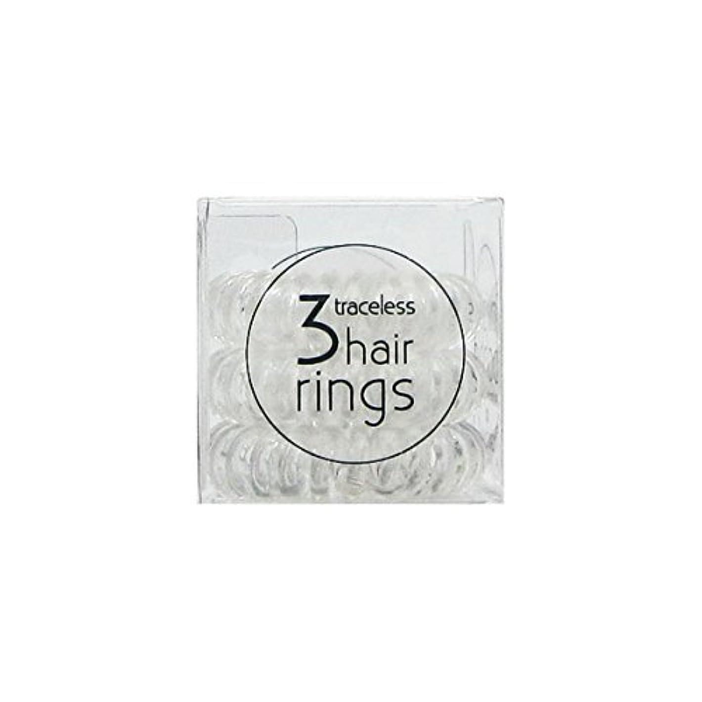 高尚なライブブローInvisibobble Original Hair Ring Crystal Clear [並行輸入品]
