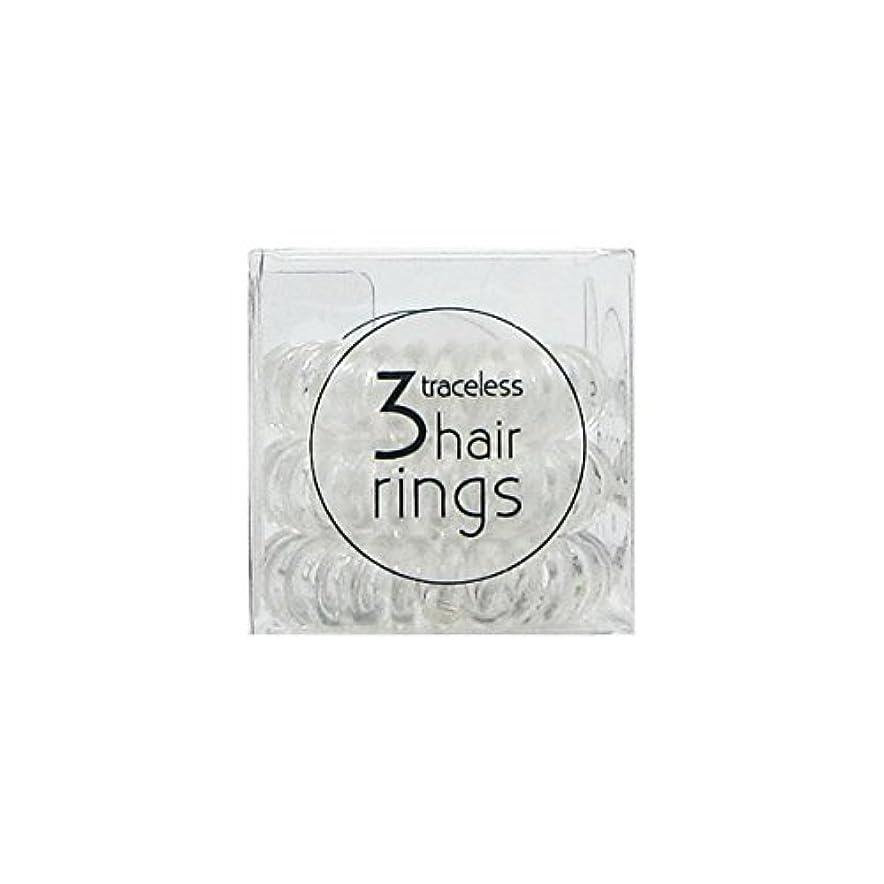 回復時間とともにボウルInvisibobble Original Hair Ring Crystal Clear [並行輸入品]