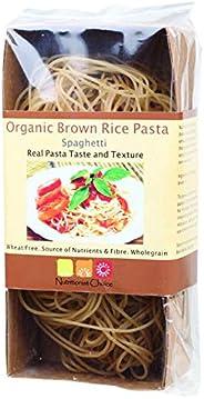 Nutritionist Choice Organic Brown Rice Pasta, 180 g