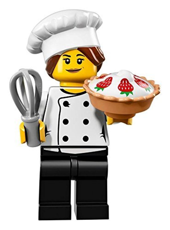 LEGO レゴ ミニフィギュアシリーズ17 :Gourmet Chef【71018-3】
