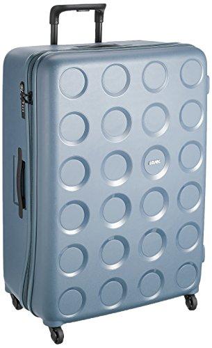 be16c7806a [ロジェール] スーツケース 保証付 117L 80 cm 5.3kg VITA-L スティールブルー スーツケースの種類:ハードケース(ファスナー)  三辺合計(㎝):170cm ...