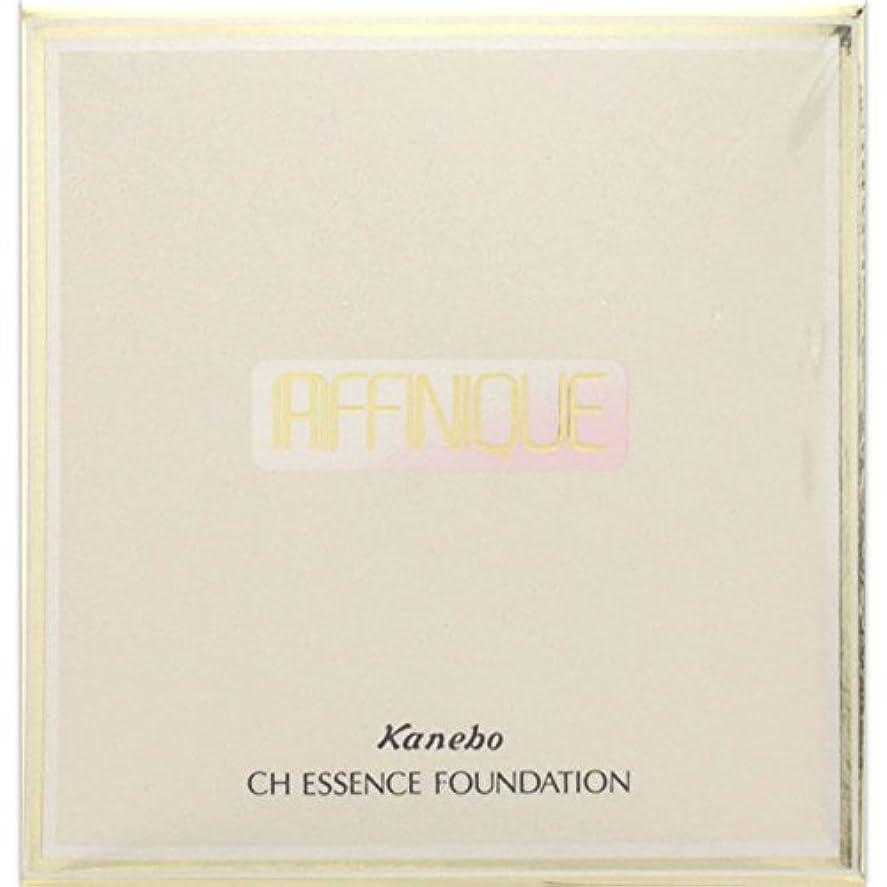 化粧和らげる日付カネボウアフィニーク(AFFINQUE)CHエッセンスファンデーション カラー:OC-C1