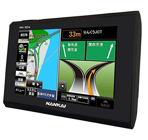 NANKAI NAVIGATION SYSTEM バイク ナビゲーションシステム NNV-001A