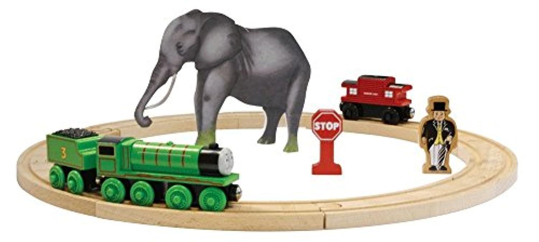 きかんしゃトーマス木製レールシリーズ Henry & the Elephant Set ヘンリー & ぞう セット ラーニングカーブ LC99500 [並行輸入品]