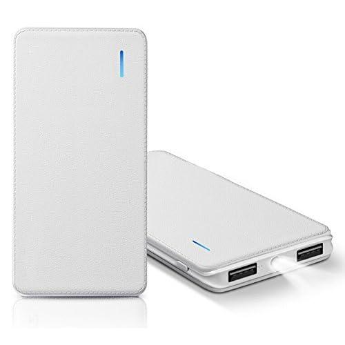 【VSTN】TD-V110H モバイルバッテリー 11000mAh 大容量かつコンパクト14.2cm(L) * 7.1cm(W) * 1.6cm(H) iphone5/各種スマホ/タブレットPC/iPad等対応 マルチデバイス対応 For Covia SIM,au ARROWS Z FJL22, ARROWS Me F-11D, ARROWS X, AQUOS PHONE ZETA,SONY Xperia Z2, Xperia Z, Xperia E1, Xperia M,  xperia z3, z3 mini, z2 utral, Apple iphone 5,5s,4,4s, ASUS Tek Google Nexus 7, Disney Mobile on docomo,Nokia Lumia 630, DELL Streak Pro 101DL, apple ipone 6, 6s, iphone air, Samsung galaxy Note 4, Note 4 Neo, S5, s5 LTE-A, S5 prime, Galaxy F, J, S5 active etc (簡易説明書付き) ( 白)