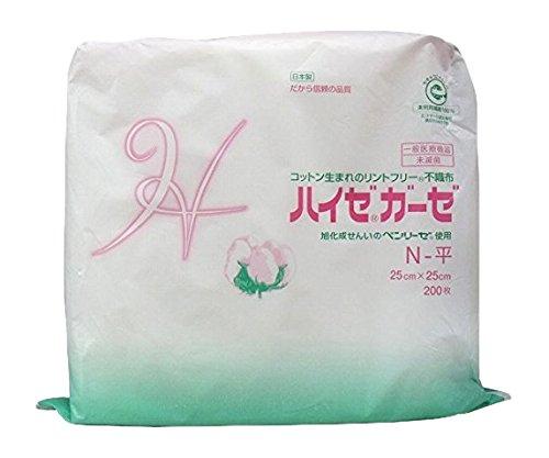 ハイゼガーゼ N-平 25cmX25cm(200枚入)