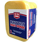 Tile Grout Sponge, Heavy Duty, Ultra Performance, The Pro Sponge Premium 3 Pack