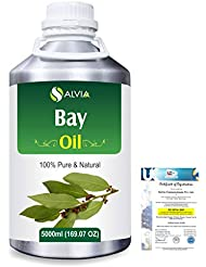 Bay (Pimento racemosa) 100% Natural Pure Essential Oil 5000ml/169fl.oz.