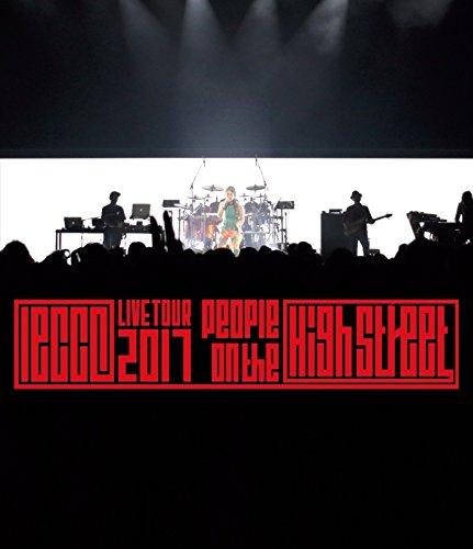 【メーカー特典あり】lecca LIVE 2017 People on the High Street(Blu-ray Disc)(スマプラ対応)(オリジナルステッカーA付)