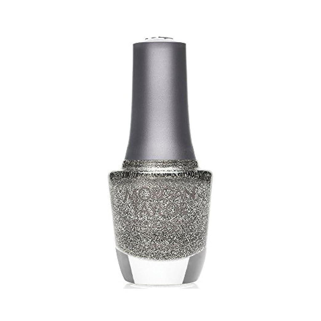 割れ目シャワー取り扱いMorgan Taylor - Professional Nail Lacquer - Time to Shine - 15 mL / 0.5oz