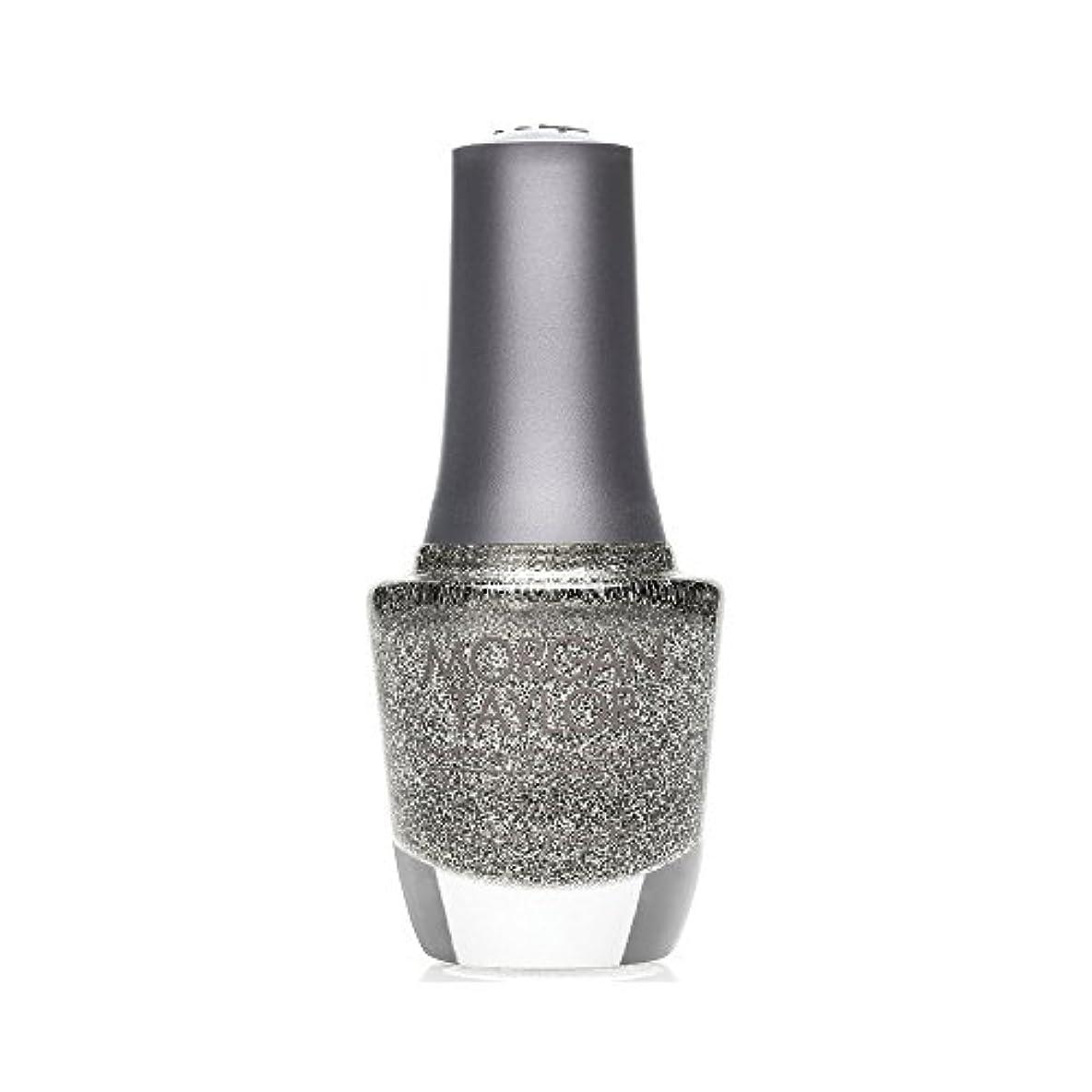 届ける形式ファームMorgan Taylor - Professional Nail Lacquer - Time to Shine - 15 mL / 0.5oz
