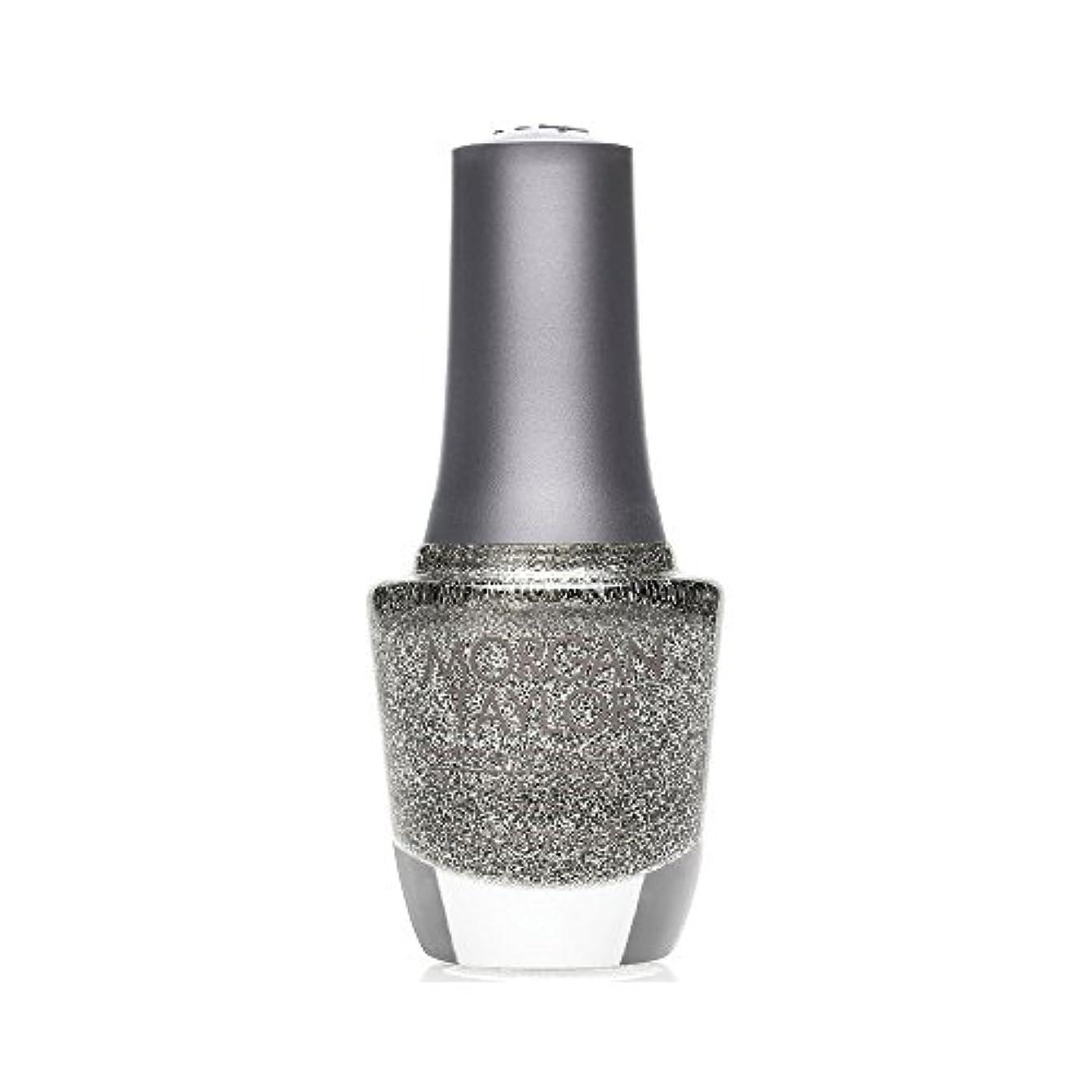 軽く航海家畜Morgan Taylor - Professional Nail Lacquer - Time to Shine - 15 mL / 0.5oz