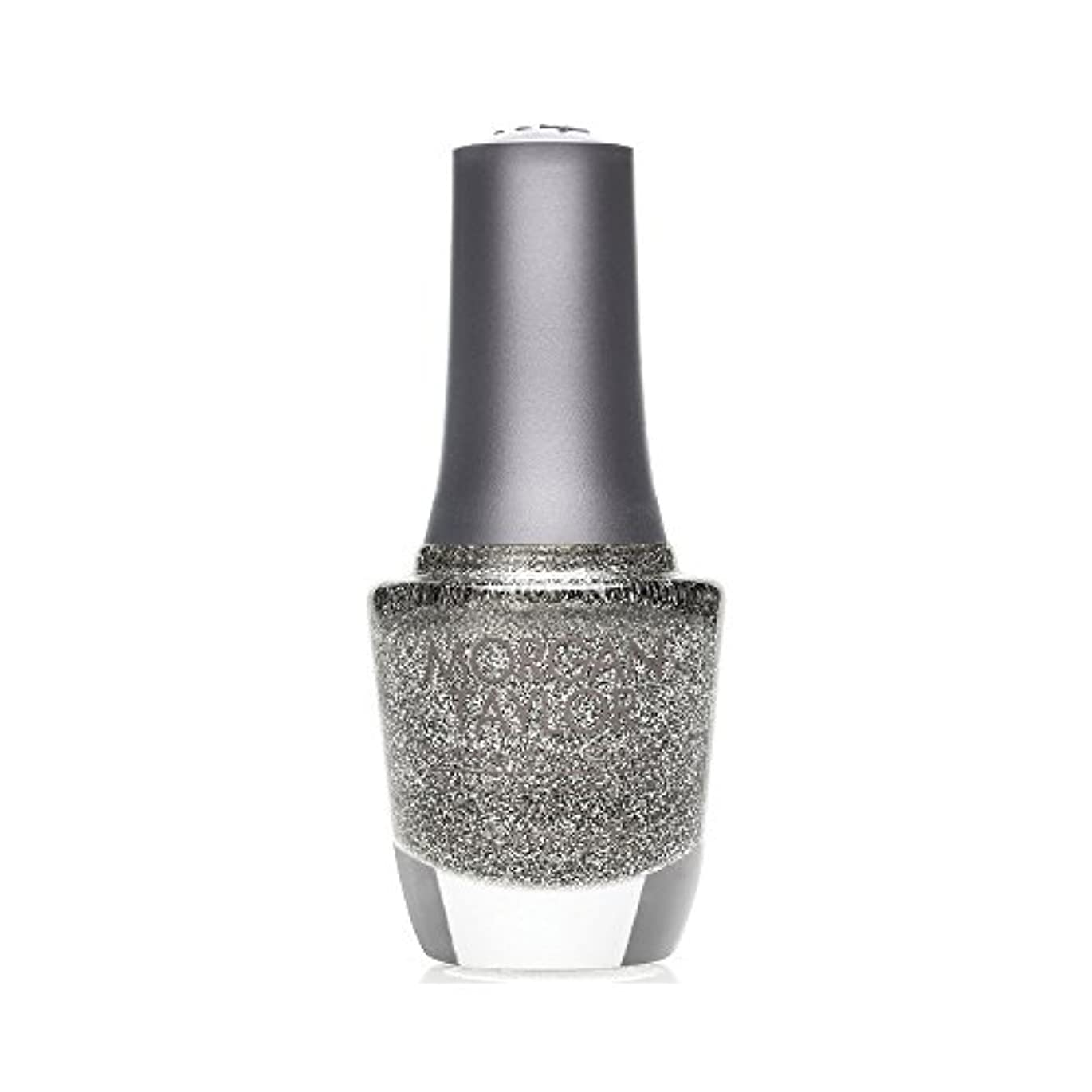 共和国気味の悪いしかしながらMorgan Taylor - Professional Nail Lacquer - Time to Shine - 15 mL / 0.5oz