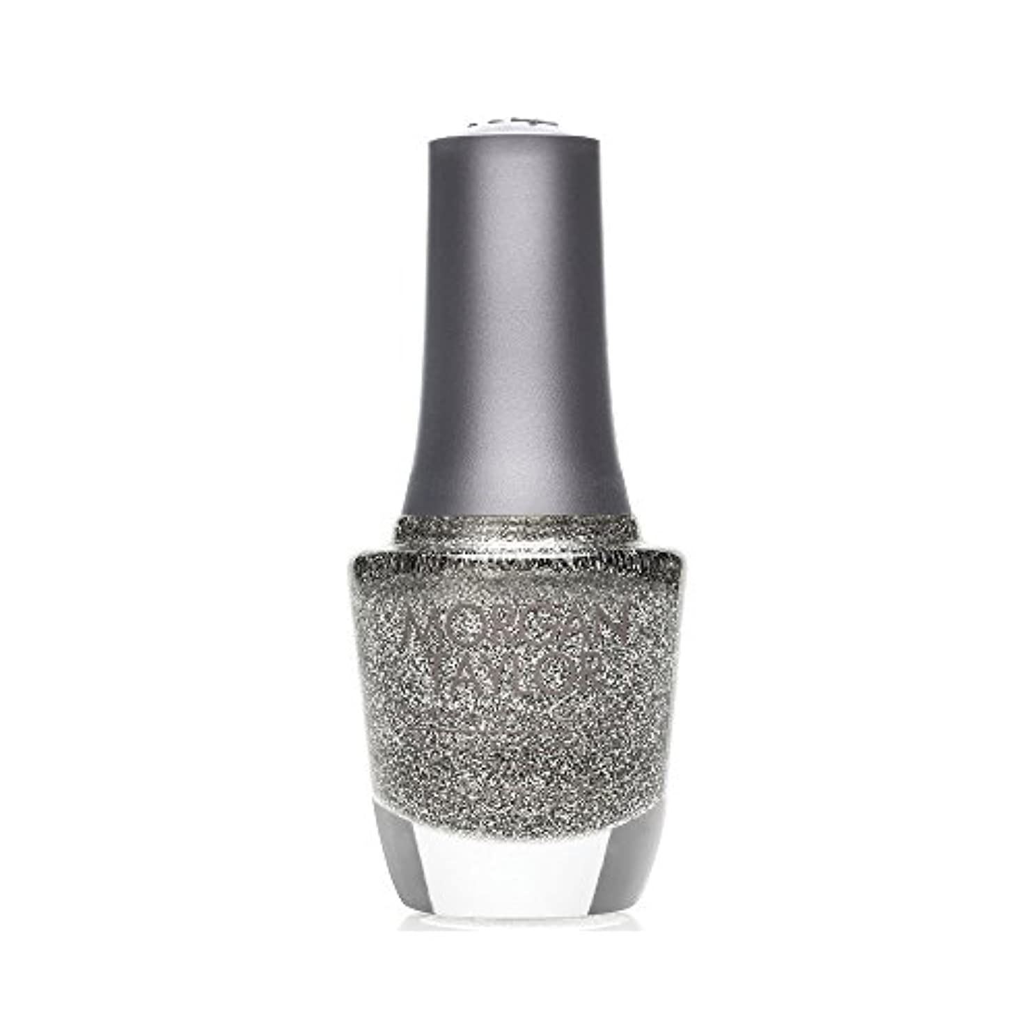 戸口キャンディー与えるMorgan Taylor - Professional Nail Lacquer - Time to Shine - 15 mL / 0.5oz