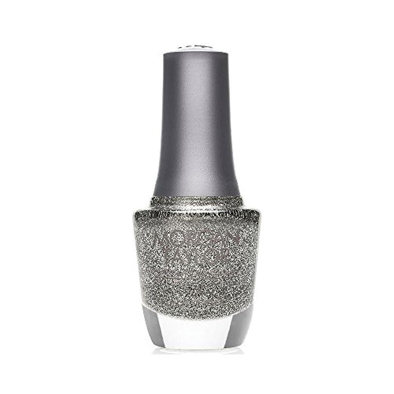 今日スペクトラムレバーMorgan Taylor - Professional Nail Lacquer - Time to Shine - 15 mL / 0.5oz