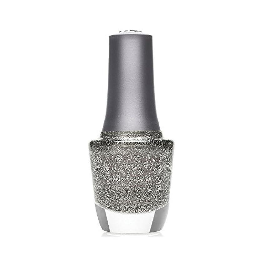 ヒープ不確実精通したMorgan Taylor - Professional Nail Lacquer - Time to Shine - 15 mL / 0.5oz