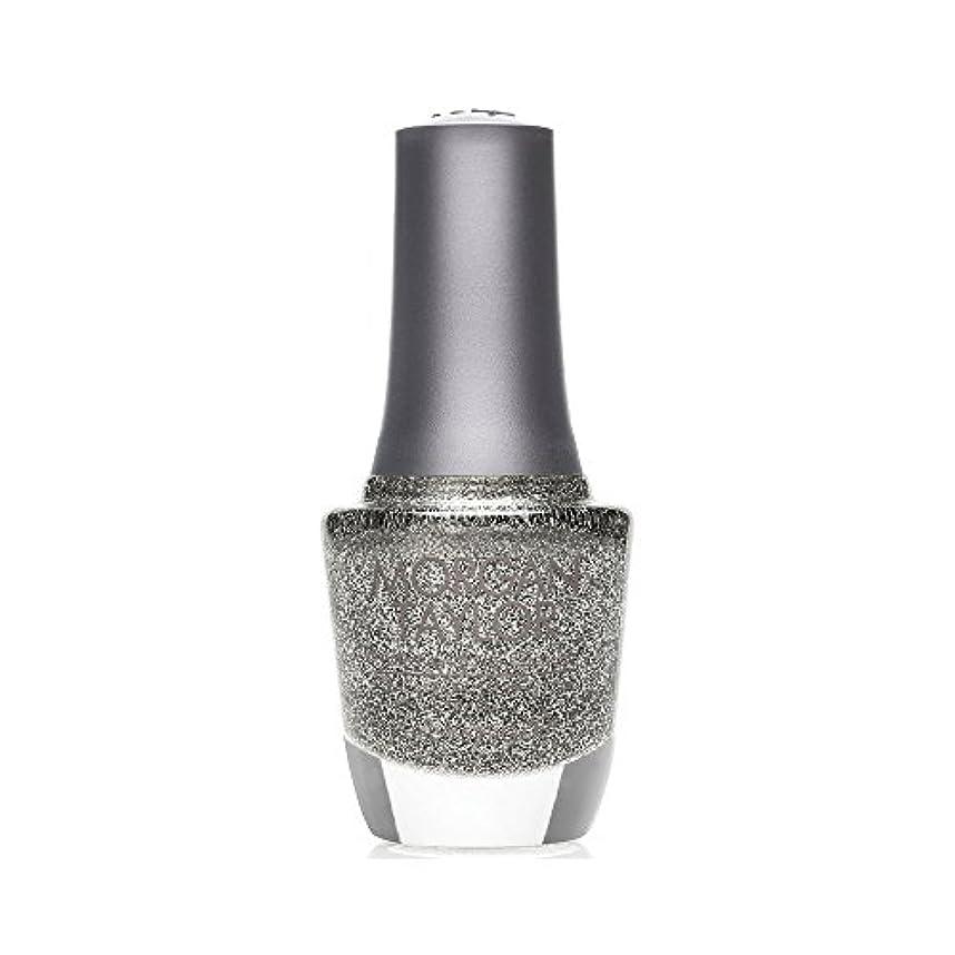 キャッシュ絶え間ない詩Morgan Taylor - Professional Nail Lacquer - Time to Shine - 15 mL / 0.5oz