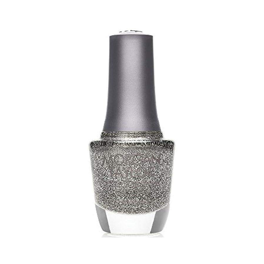 アート寄り添う元のMorgan Taylor - Professional Nail Lacquer - Time to Shine - 15 mL / 0.5oz