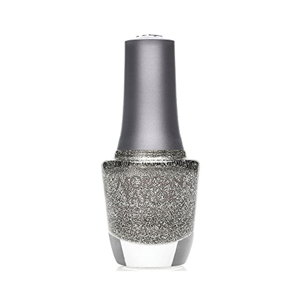 として鬼ごっこ周りMorgan Taylor - Professional Nail Lacquer - Time to Shine - 15 mL / 0.5oz