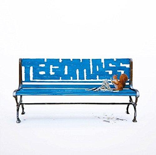 コード 青い ベンチ