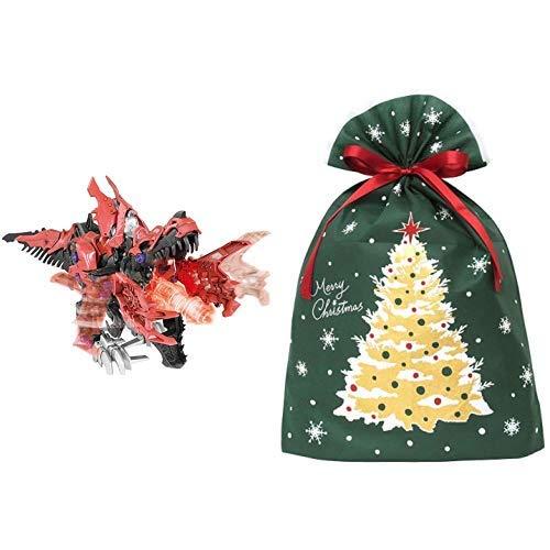ラッピングセット ZOIDS ゾイドワイルド ZW12 デスレックス (クリスマスツリー グリーン)