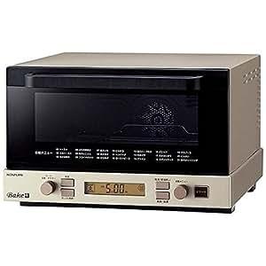 コイズミ オーブントースター ゴールドKOIZUMI スモークトースター KCG-1201-N
