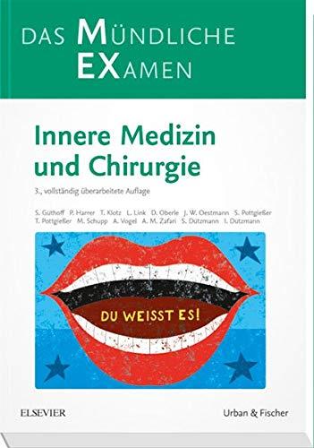 Download MEX Das Muendliche Examen: Innere Medizin und Chirurgie 3437410598