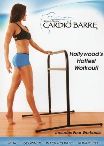 Cardio Barre DVD - Includes 4 Workouts - Region 0 Worldwide