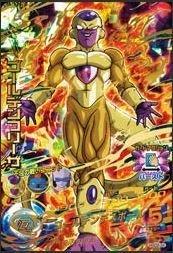 【シングルカード】HGD2)ゴールデンフリーザ/UR HGD2-34