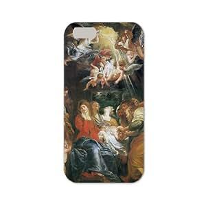 iPhone7ハードケース ピーテル・パウル・ルーベンス「キリストの割礼」名画アイフォンケース◇