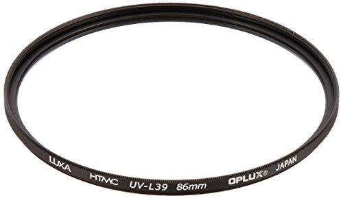 デジタル カメラ用フィルター LUXA UV-L39 レンズ保護用 UVフィルター 中強度 紫外線カット  390nm  撥水 撥油 超薄