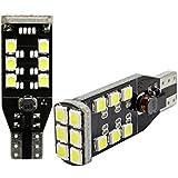 サングッド T16 LED バックランプ 爆光 680ルーメン 18連 ホワイト 6500K 2個 バック 後退灯 180日保証 無極性