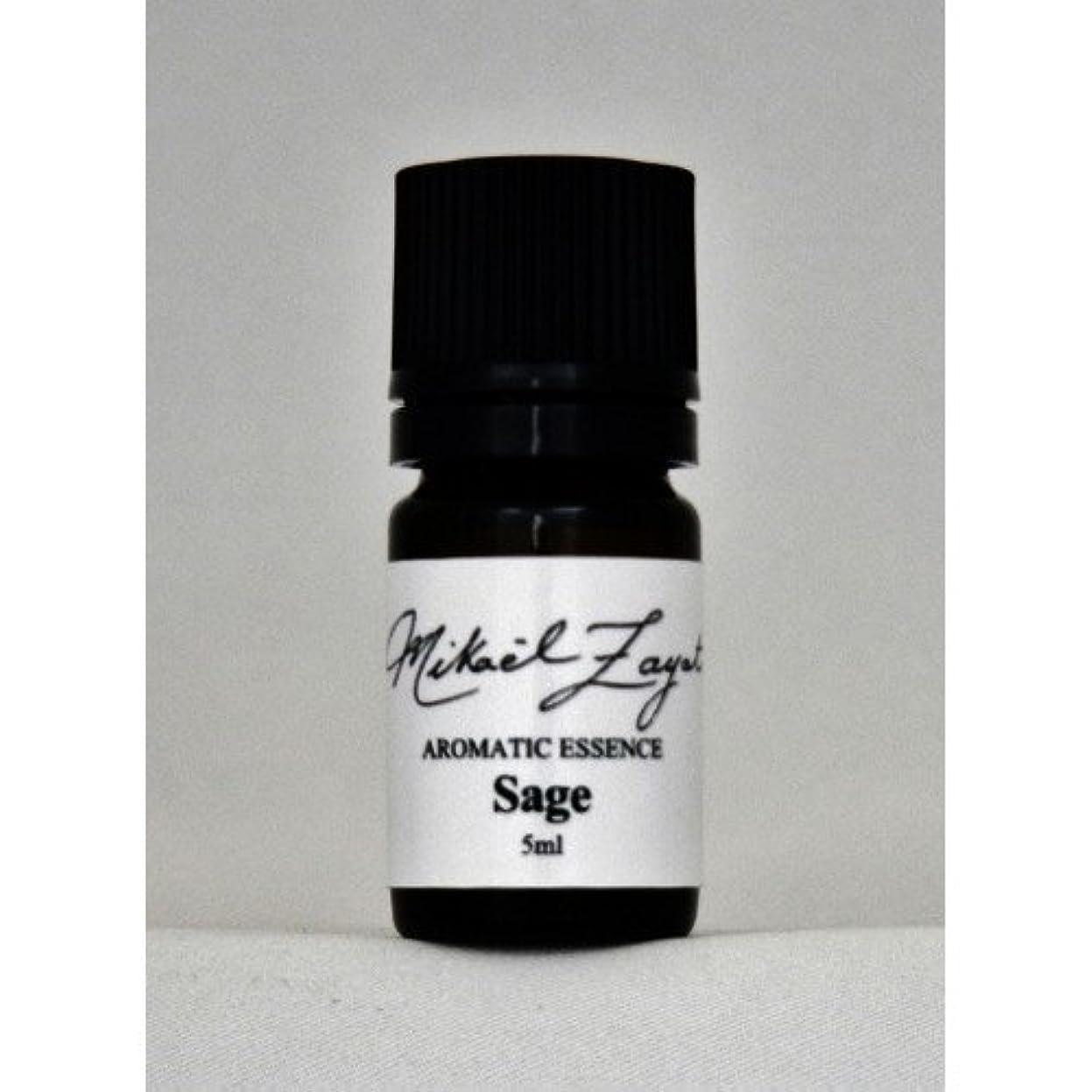 アセ合わせて窒息させる【日本総販売店】セージ Sage 5ml ミカエルザヤットジャパン公式オンラインショップ