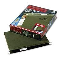 Pendaflex ® Extra容量強化Hangingファイルフォルダのボックス下フォルダ、BX BOTM、1cap、25ltr qt6885cs (パックof5)