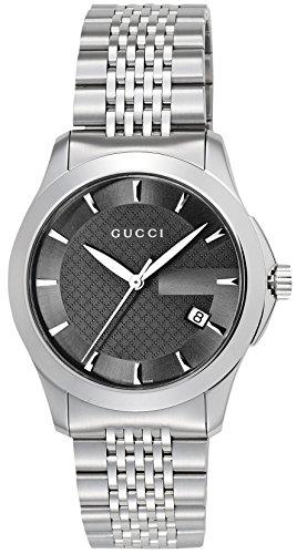 [グッチ]GUCCI 腕時計 G-タイムレス 126MD SS...