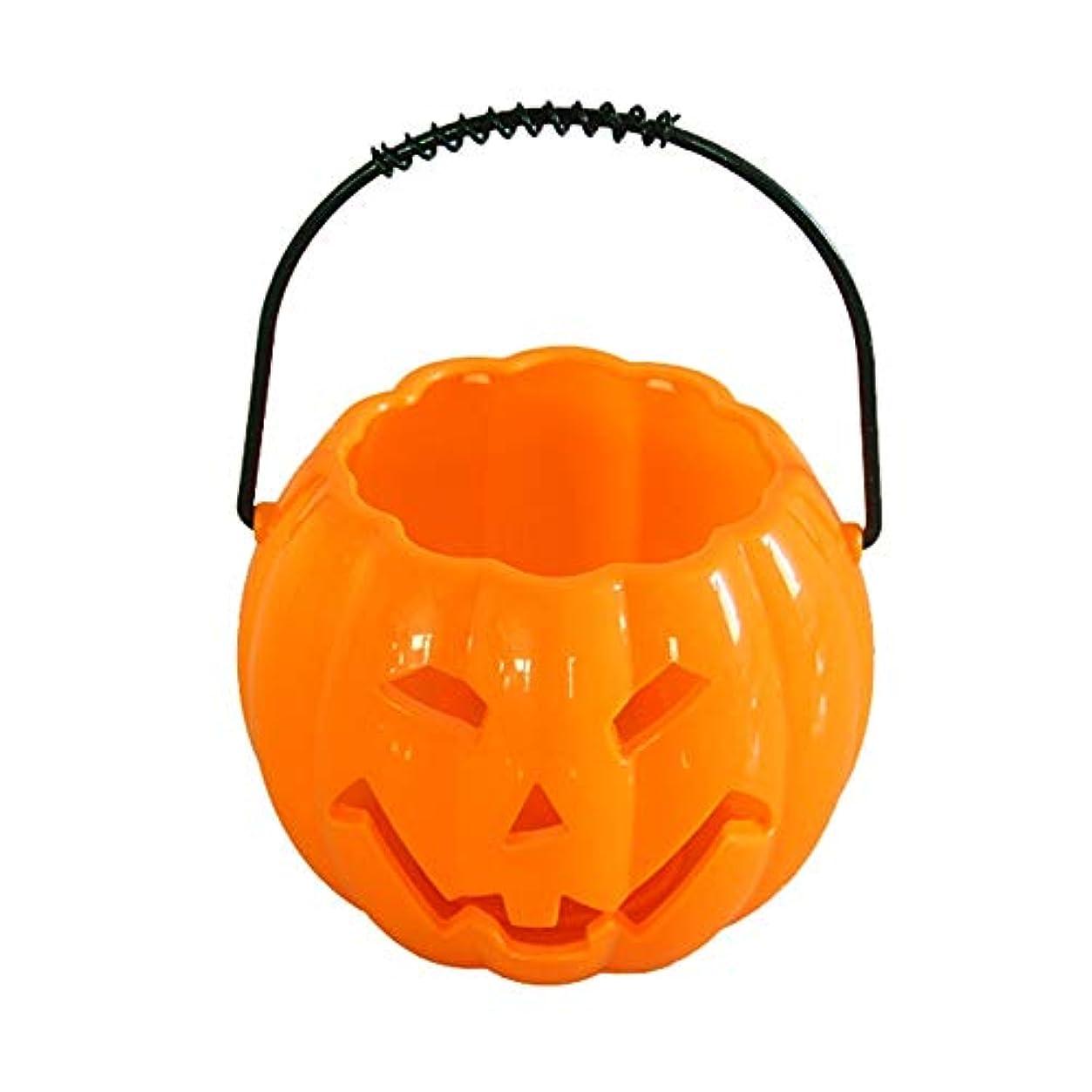クリケット欲望失礼ビズアイ カボチャのランプは、友人ハロウィーンハロウィーンのギフト子供のおもちゃのバケツのための贈り物として使用することができ、3つのスタイルがあります ハロウィーンの装飾 (Color : C)