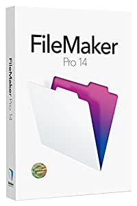 ファイルメーカー FileMaker Pro 14 Single User License