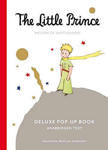 The Little Prince Deluxe Pop-Up Bookの詳細を見る