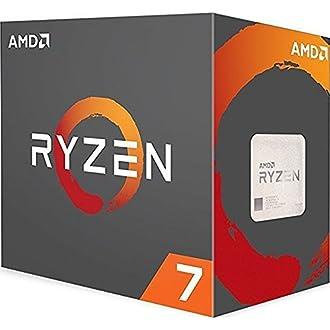 AMD CPU Ryzen7 1700X AM4 YD170XBCAEWOF