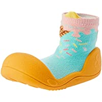 Attipas Ice Cream Baby Walker Shoes, Mustard, X-Large