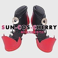 【サイズ選択可】コスプレ靴 ブーツ Z4-0380 Fate/Grand Order 宮本武蔵 女性24.5CM