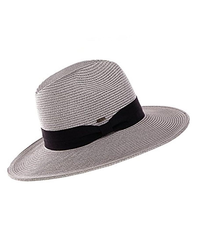 悲惨ファントムスリムbaby-qq新しいデザインfashion101軽量ソリッドカラーバンドBraided Panama Fedora Sun Hat