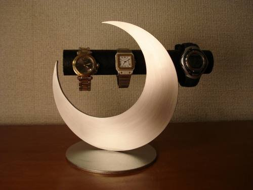 ブラック皆既月食腕時計スタンド