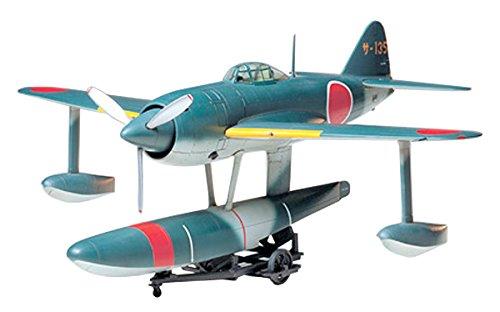 タミヤ 1/48 傑作機シリーズ No.36 日本海軍 川西 水上戦闘機 強風11型 プラモデル 61036