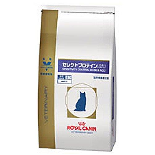 ロイヤルカナン 療法食  猫 セレクトプロテインダックライス ドライ 4kg