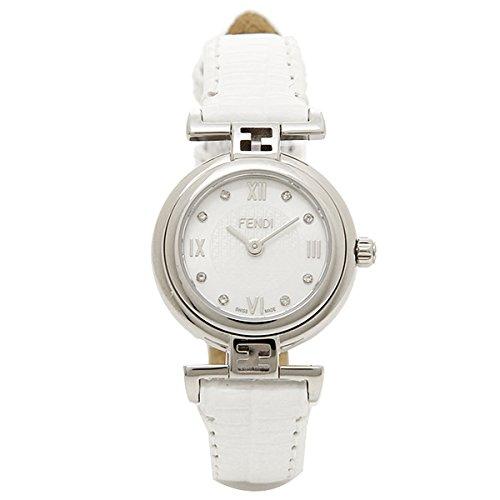 (フェンディ) FENDI フェンディ 時計 レディース FENDI F271244D モダ 腕時計 ウォッチ シルバー/ホワイト [並行輸入品]