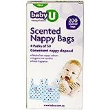 Baby U Nappy Bags 200