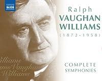ヴォーン・ウィリアムズ:交響曲全集[5枚組]