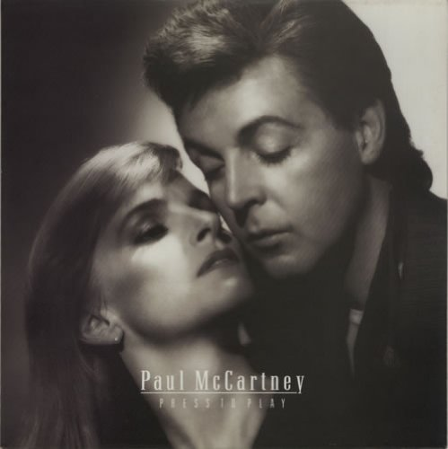 Press to play (1986) / Vinyl record [Vinyl-LP]
